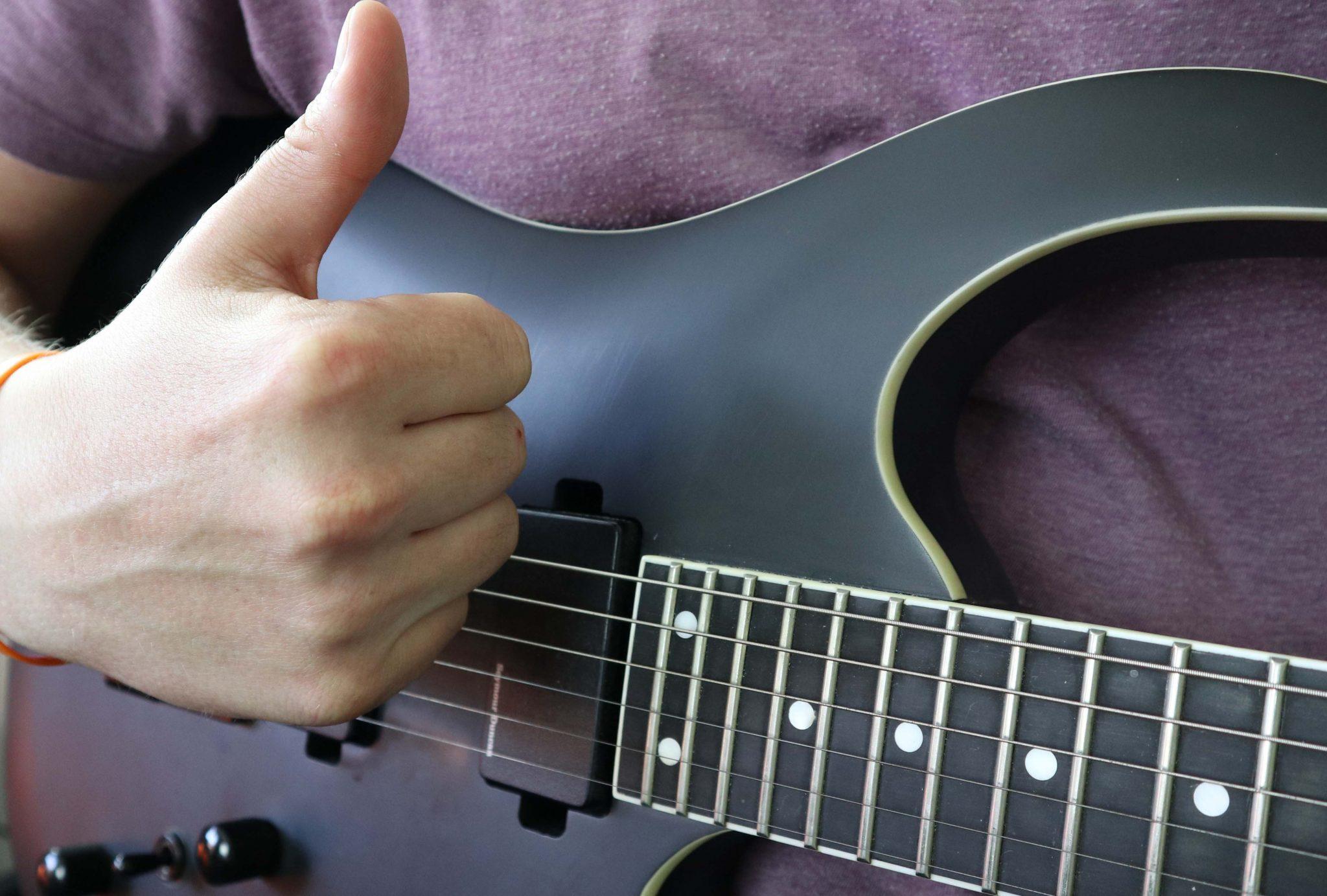 Free Guitar Lesson and Tips – Ninja News #002