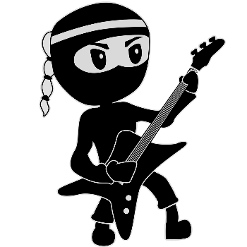 The Guitar Ninja