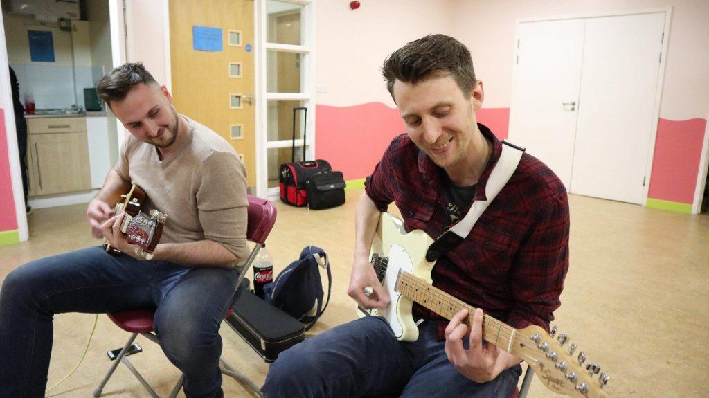 Guitar club in Northampton