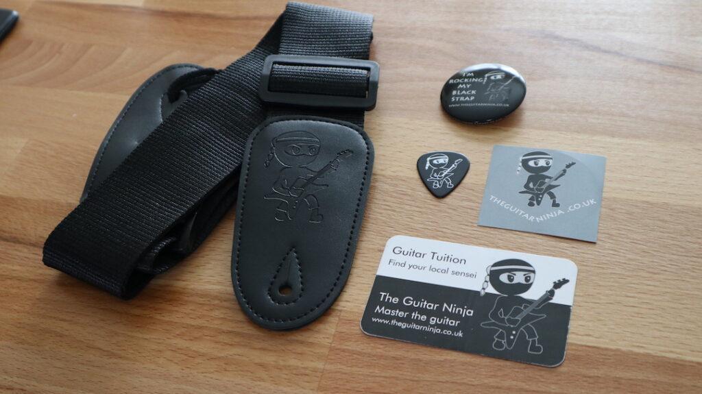 Guitar Grading - Black Strap Pack