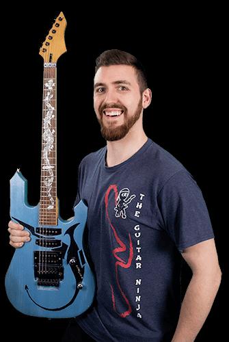 Guitar Club Northampton - The Guitar Teacher - Rory Price